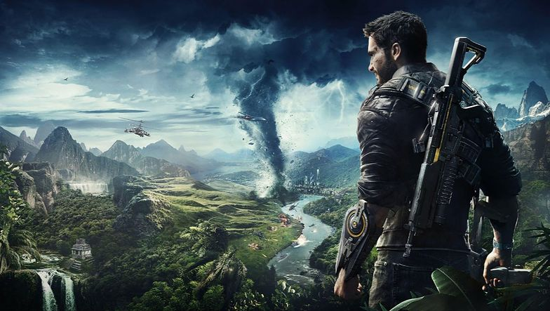 Just Cause 4 za darmo w Epic Games Store