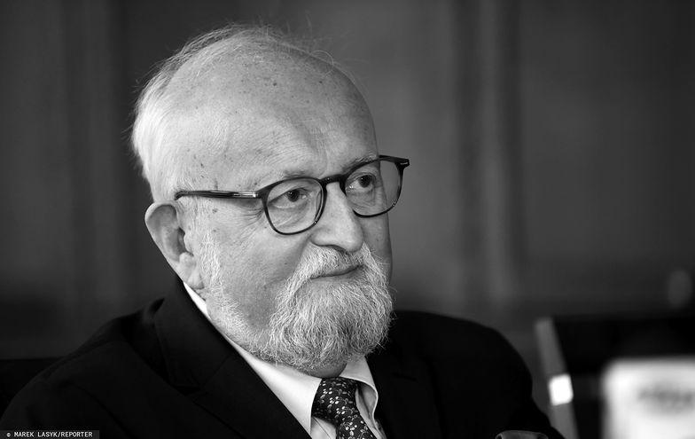 Nie żyje Krzysztof Penderecki. Kompozytor miał 86 lat
