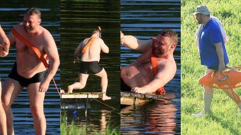 Łukasz Szumowski dokazuje na wakacjach
