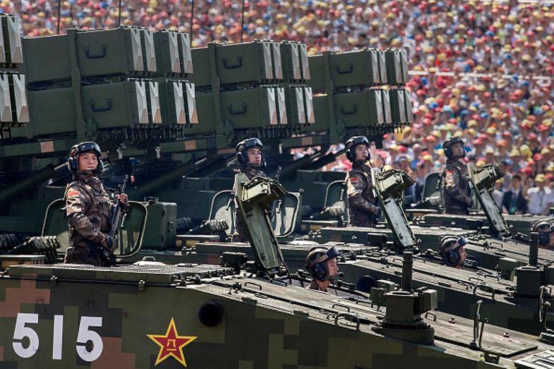 Chińskie wojsko przy granicy z Białorusią. Przybywa na zaproszenie Rosji