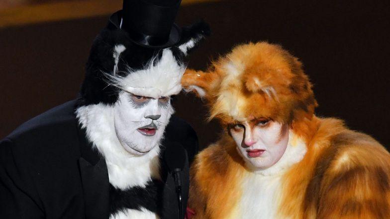 """Złote Maliny 2020: """"Koty"""" z NAJWIĘKSZĄ liczbą statuetek"""