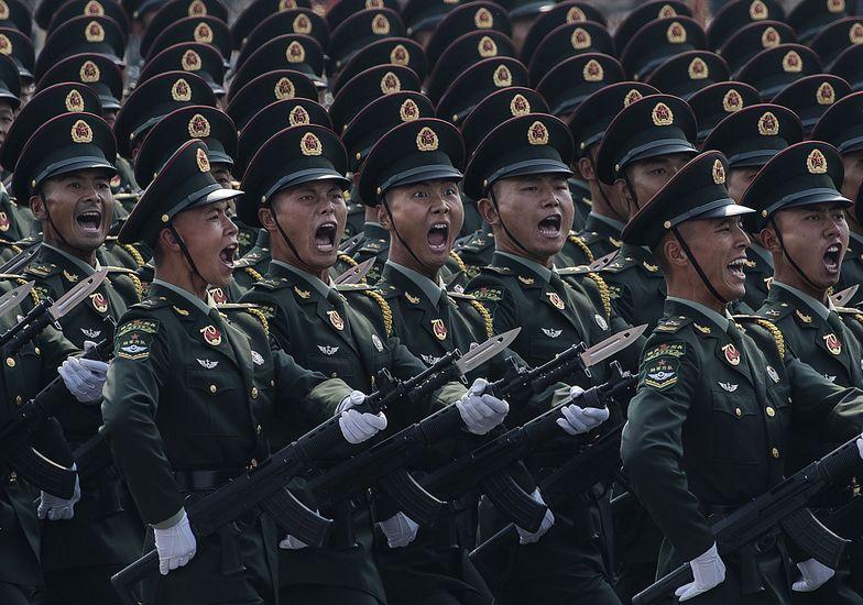 Porażająca moc Chin. Są numerem jeden. Pentagon ujawnia