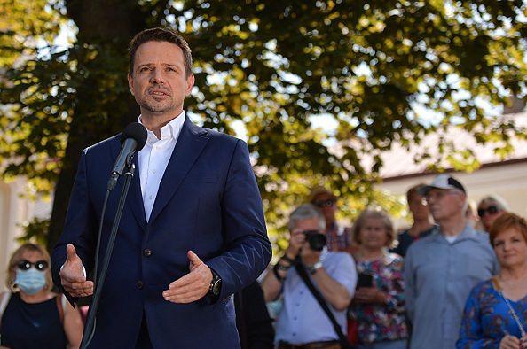 Rafał Trzaskowski odpowiada na list Kaczyńskiego do członków PiS