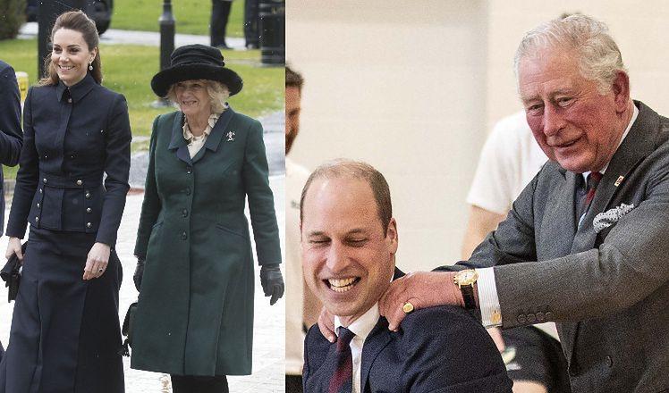 """Eksperci od mowy ciała opisują wystąpienie Cambridge'ów i Karola z Camilą: """"Właśnie powstała nowa """"Królewska Drużyna A"""""""" (ZDJĘCIA)"""