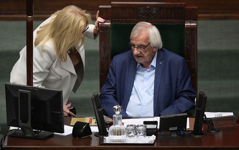 """Wybory 2020. Ryszard Terlecki mocno o opozycji. """"Oszuści płaczą, że zostali oszukani"""""""