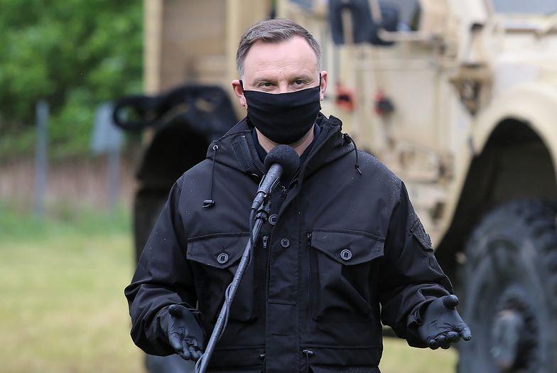 Wybory prezydenckie 2020. Andrzej Duda traci poparcie