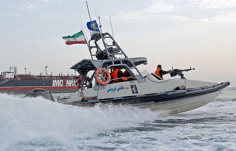 USA ostrzega Iran