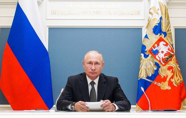 Będzie nietykalny. Rosja chce wprowadzić nowe przepisy