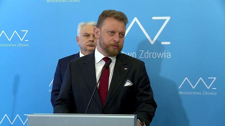 Łukasz Szumowski odejdzie z Ministerstwa Zdrowia? Zaskakujące doniesienia