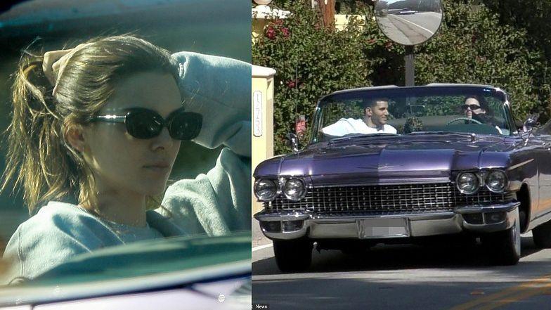 Kendall Jenner ignoruje kwarantannę, podziwiając wzgórza Hollywood w towarzystwie dobrego kolegi (ZDJĘCIA)