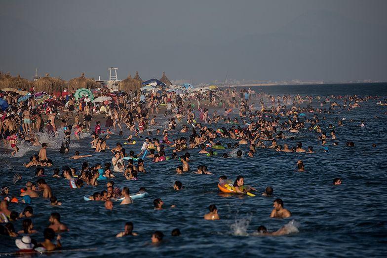 Turystyka to jedna z najważniejszych gałęzi tureckiej gospodarki