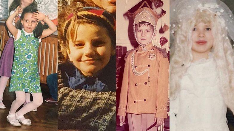 Dzień Dziecka. Celebryci chwalą się zdjęciami z dzieciństwa: Wieniawa, Zborowska, Prokop, Maffashion... (ZDJĘCIA)