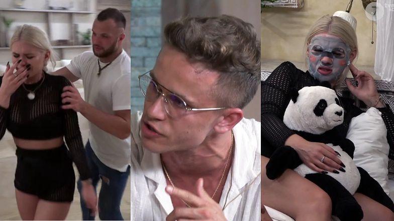"""""""Hotel Paradise"""": """"Konfident"""" Łukasz doprowadził Magdę do płaczu: """"NIE ZAGLĄDAM CI W MAJTKI"""""""