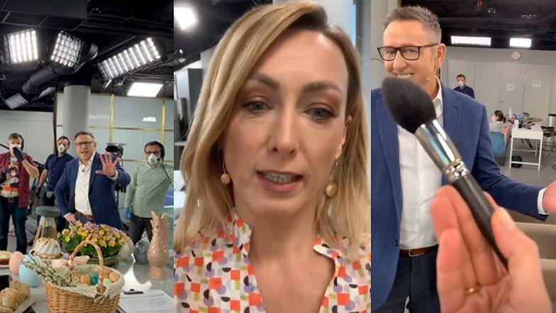 """Anna Kalczyńska zdradza nowe zasady pracy w studio śniadaniówki: """"Od dziś NIE MAMY GOŚCI, będą z nami tylko wirtualnie"""""""