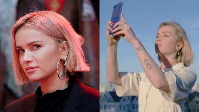 """Maffashion NIE UŻYWA telefonu, który reklamuje: """"Nie zapłacili jej za stałą kampanię tego telefonu"""""""