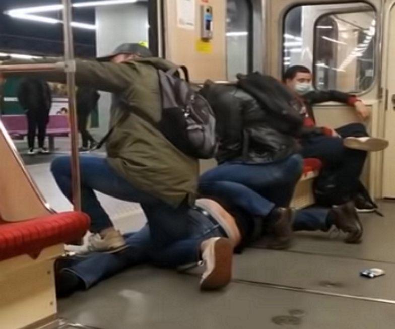 Pasażerowie nie wytrzymali. Dantejskie sceny w Warszawie