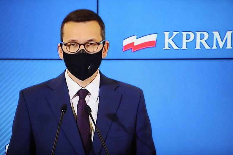 Lockdown w Polsce. Premier podał datę kwarantanny narodowej