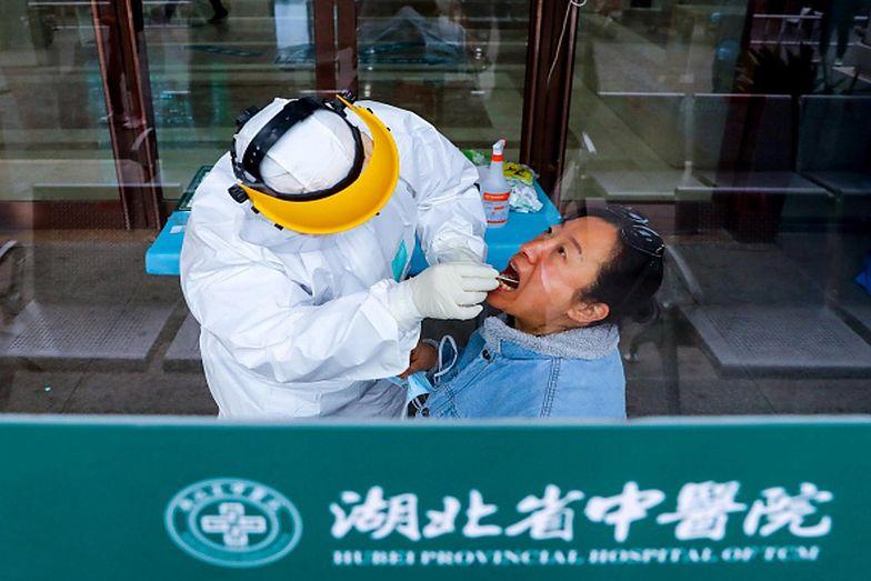 Wuhan było pierwszym miejscem, w którym doszło do zachorowań na COVID-19