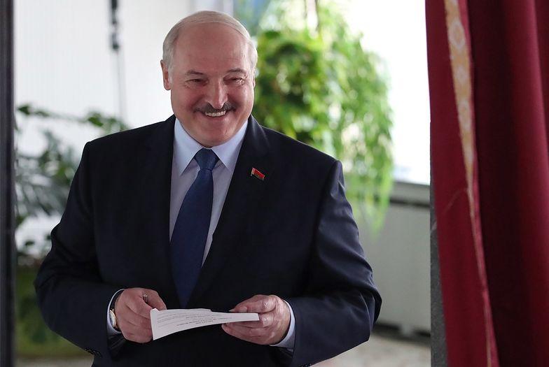 Alaksandr Łukaszenka po raz kolejny wygrał wybory prezydenckie na Białorusi