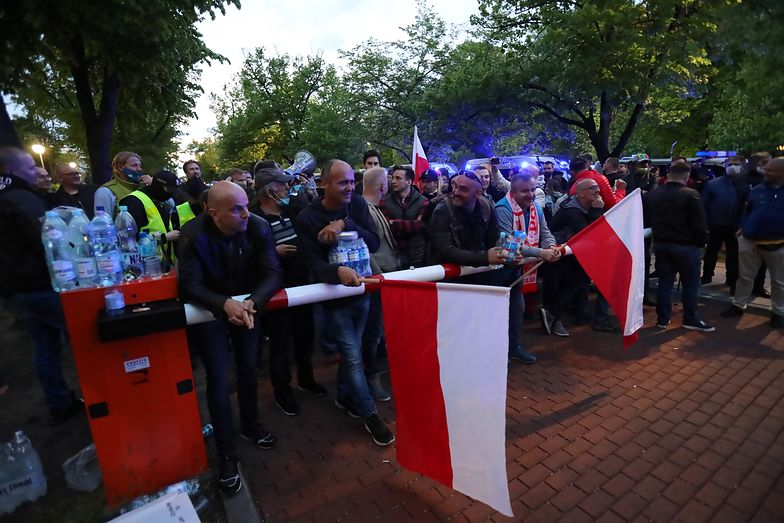 Strajk przedsiębiorców w Warszawie. Nowe informacje