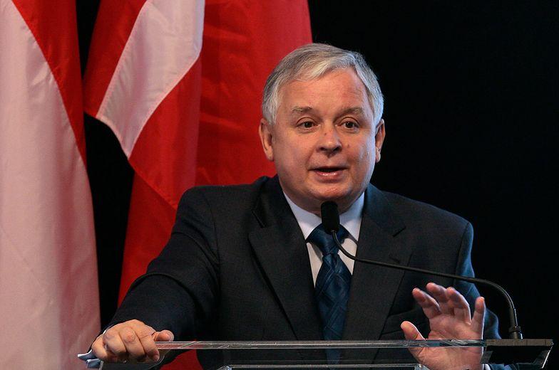 Lech Kaczyński znajdzie się na banknotach. Wiemy już kiedy, znamy też nominał