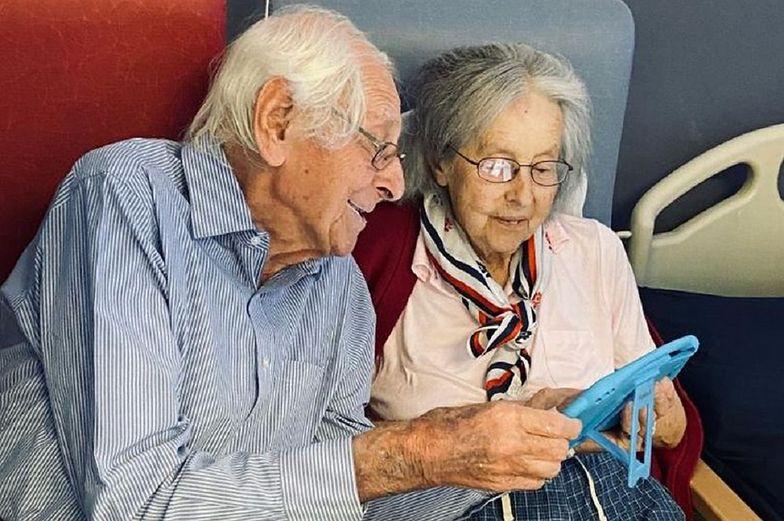Są małżeństwem od 60 lat. Razem pokonali koronawirusa