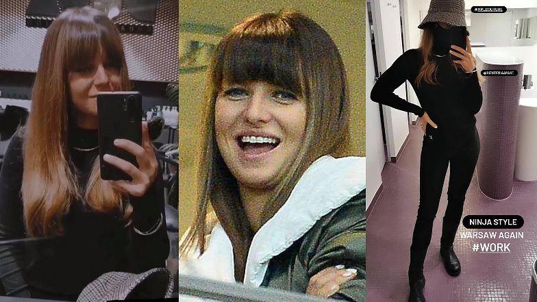 Trendsetterka Anna Lewandowska pozuje w zwyczajnym golfie Louis Vuitton za... 6 tysięcy złotych