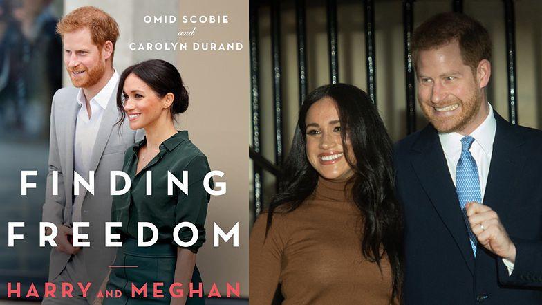 """Biografia Meghan Markle i Harry'ego trafiła do przedsprzedaży. Wydawca gwarantuje ujawnić """"SZCZERY I ROZBRAJAJĄCY"""" obraz pary..."""