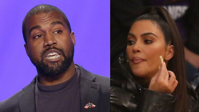 """Nawiedzony Kanye West nazywa szczepionki """"NAZNACZENIAMI BESTII"""" i wyznaje, że miał KORONAWIRUSA"""