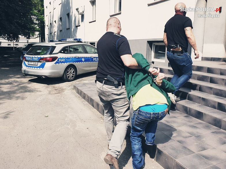 Ojciec znalazł dziecko z nagim 50-latkiem. Aresztowanie pedofila w Rudzie Śląskiej