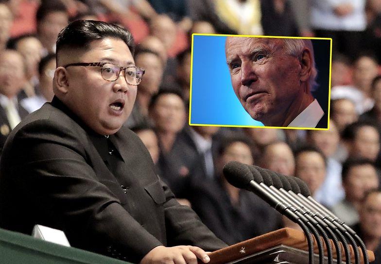 Nie brzmi to dobrze. Korea Północna szykuje niespodziankę dla Joe Bidena?
