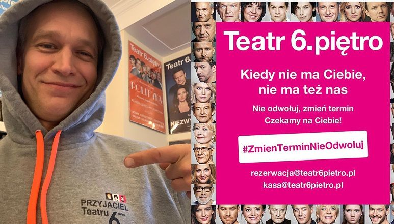 """TYLKO NA PUDELKU: Michał Żebrowski ma kłopoty finansowe. """"Jego teatr może PRZESTAĆ ISTNIEĆ"""""""