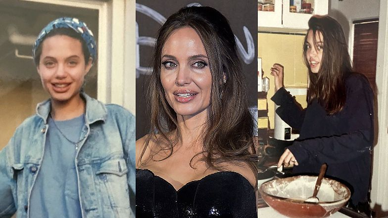 """Była przyjaciółka Angeliny Jolie sprzedała gazecie STARE ZDJĘCIA GWIAZDY: """"Piliśmy, paliliśmy papierosy i braliśmy kwas"""" (ZDJĘCIA)"""