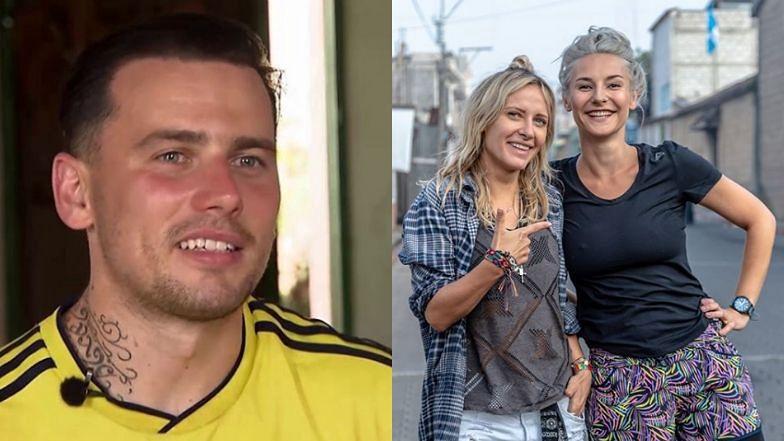 """""""Ameryka Express"""": Grzegorz Collins wyznaje: """"Kobiety mają do mnie słabość. Dużo ludzi mówi mi, że wyglądam jak TOM CRUISE"""""""