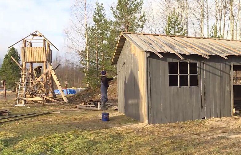 Rosjanie zbudowali obóz koncentracyjny. Pomysł zbulwersował świat