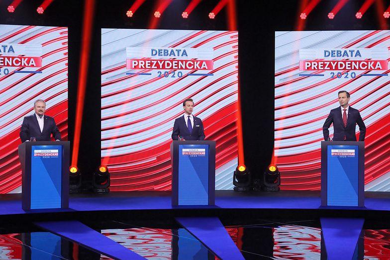 Wybory prezydenckie 2020. Sondaż dla WP wskazuje, że zwycięzce plebiscytu wyłonimy w II turze