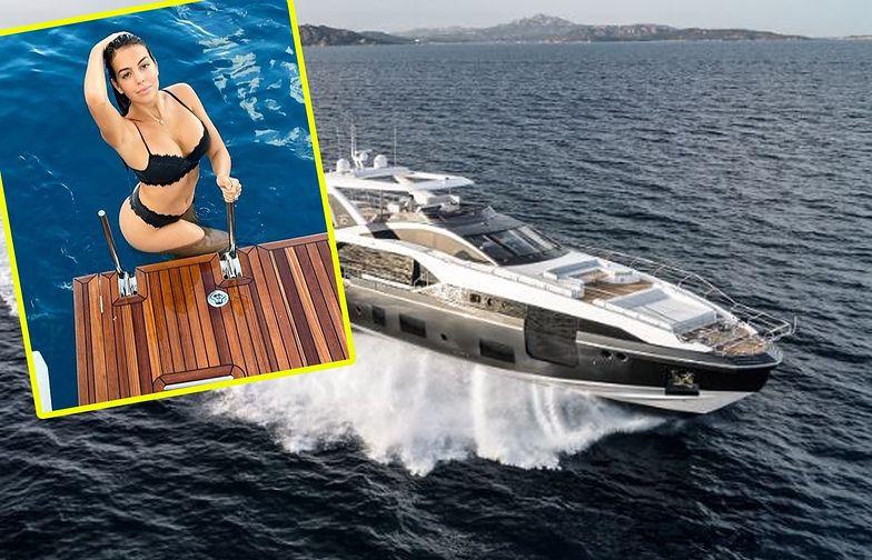 Nowy jacht Cristiano Ronaldo. Kosztował ponad... 25 mln złotych