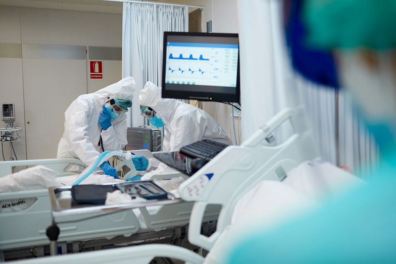 Włosi zbadali pacjentów. Nowy przerażający skutek koronawirusa