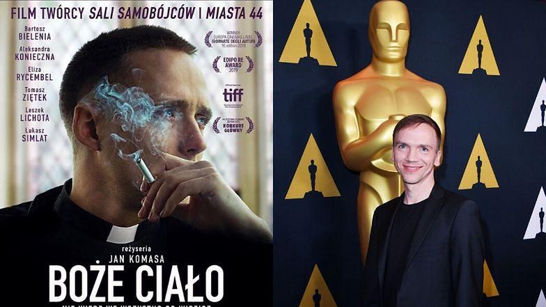 """Oscary 2020: Bukmacherzy nie widzą szans na statuetkę dla """"Bożego Ciała"""""""