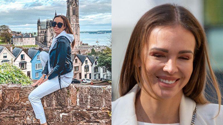 """Heroiczna Anna Wendzikowska opowiada o poświęceniu dla zdjęcia: """"Z trudem WDRAPAŁAM SIĘ na ten wysoki mur"""" (FOTO)"""