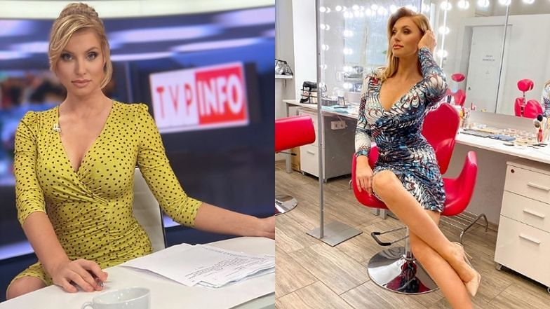"""Zirytowana dziennikarka TVP Info uskarża się na seksistowskie komentarze: """"To jest CHORE! Zacznę NOSIĆ BURKĘ"""""""