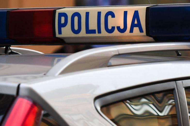 Policja bada okoliczności wypadku pod Ostrołęką