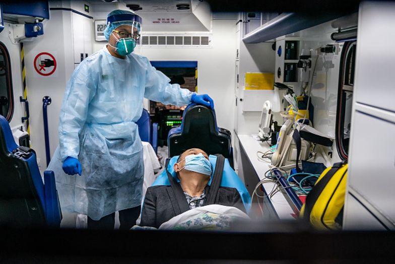 Trzecia fala koronawirusa w Chinach. Władze ostrzegają