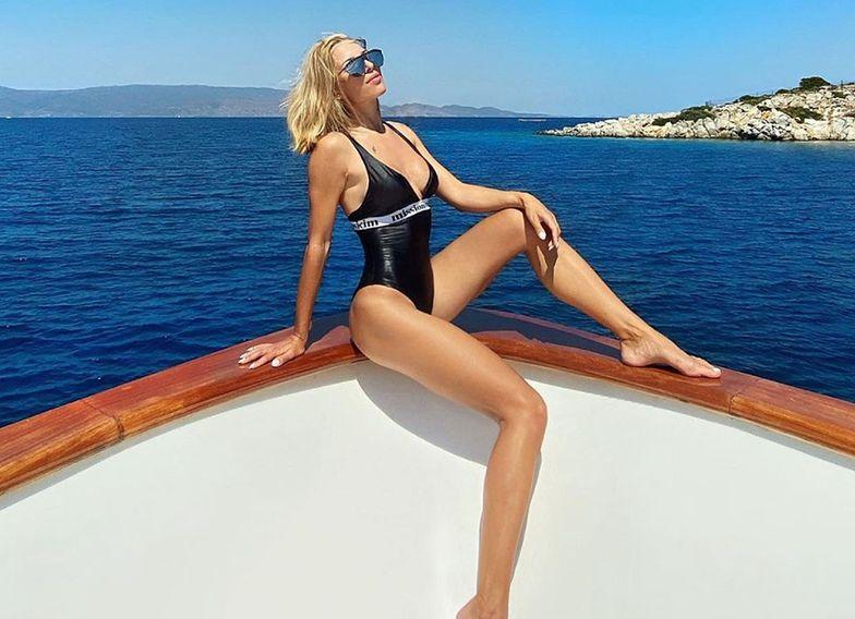 Ewa Chodakowska pokazała ciało bez retuszu. Zobacz krótkie wideo