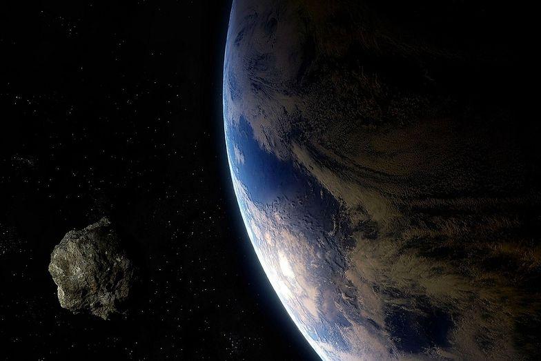 Asteroida 2020 GB2 leci w kierunku Ziemi. Czy grozi nam katastrofa?