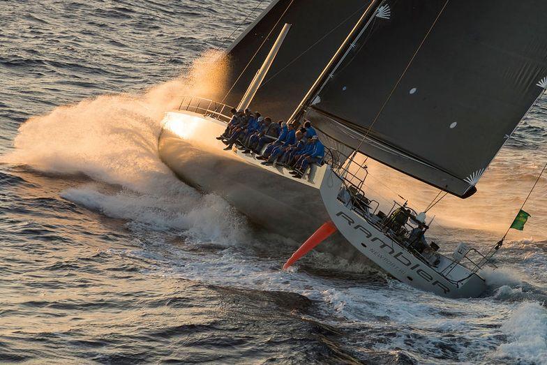 Na Bałtyku zatonął jacht / zdjęcie ilustracyjne
