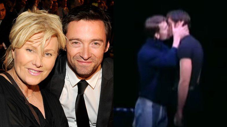 """Żona Hugh Jackmana zapewnia, że jej mąż NIE JEST GEJEM: """"Bzdury wyssane z palca!"""""""