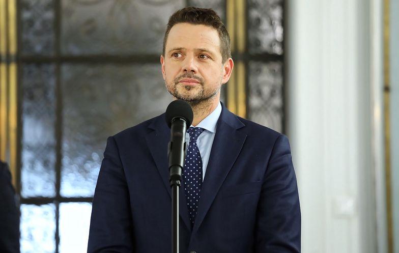 Wybory prezydenckie 2020. Trzaskowski w miejsce Kidawy-Błońskiej