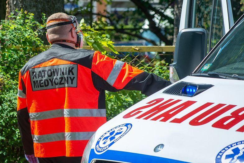 Dwa wypadki na S8! Jedna osoba nie żyje. Droga w kierunku Warszawy zablokowana