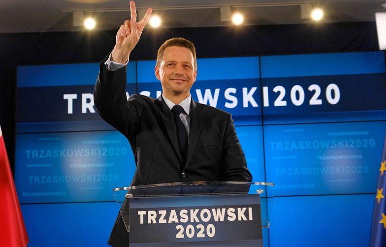 Wybory 2020. Trzaskowski goni Dudę